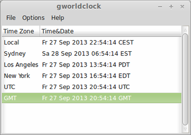 gworldclock-screenshot